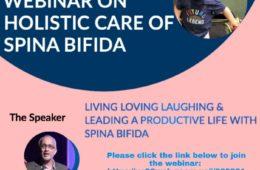 Webinar on Holistic Care of Spina Bifida (1)