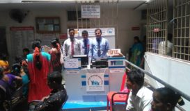 A free Check-up & Counselling camp for patients was conducted on 29th May 2016 at Gurukrupa Hospital, Kankavali, Sindhudurg