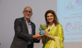 The World Birth defects Day Event was graced by renowned Marathi Film actress Varsha Usgaonkar